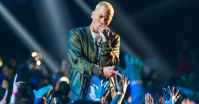 Eminem Responds to Haters with New Song Featuring 2 Chainz