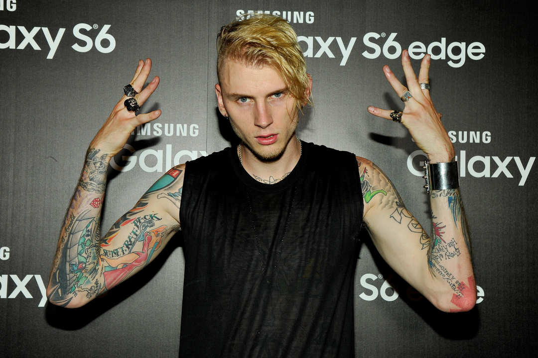 "Machine Gun Kelly Launches ""At My Best"" That Features Hailee Steinfeld"