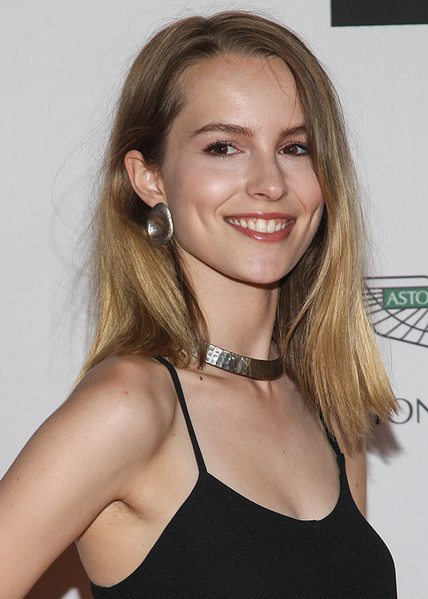 "Bridgit Mendler Teams Up with Pell Once Again for New ""Cant' Bring Me Down"" Track"