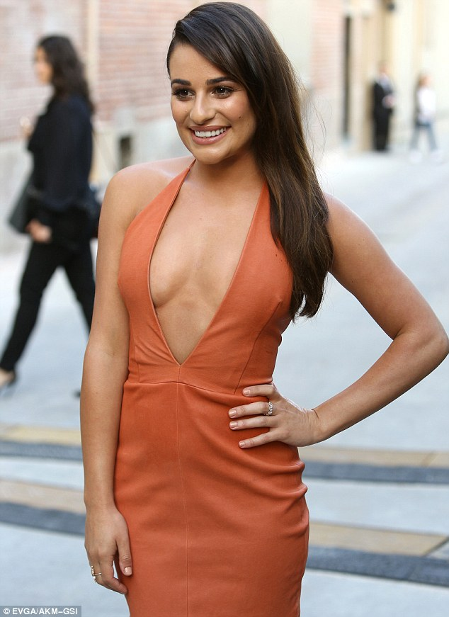 "Lea Michele Releases ""Anything's Possible"""