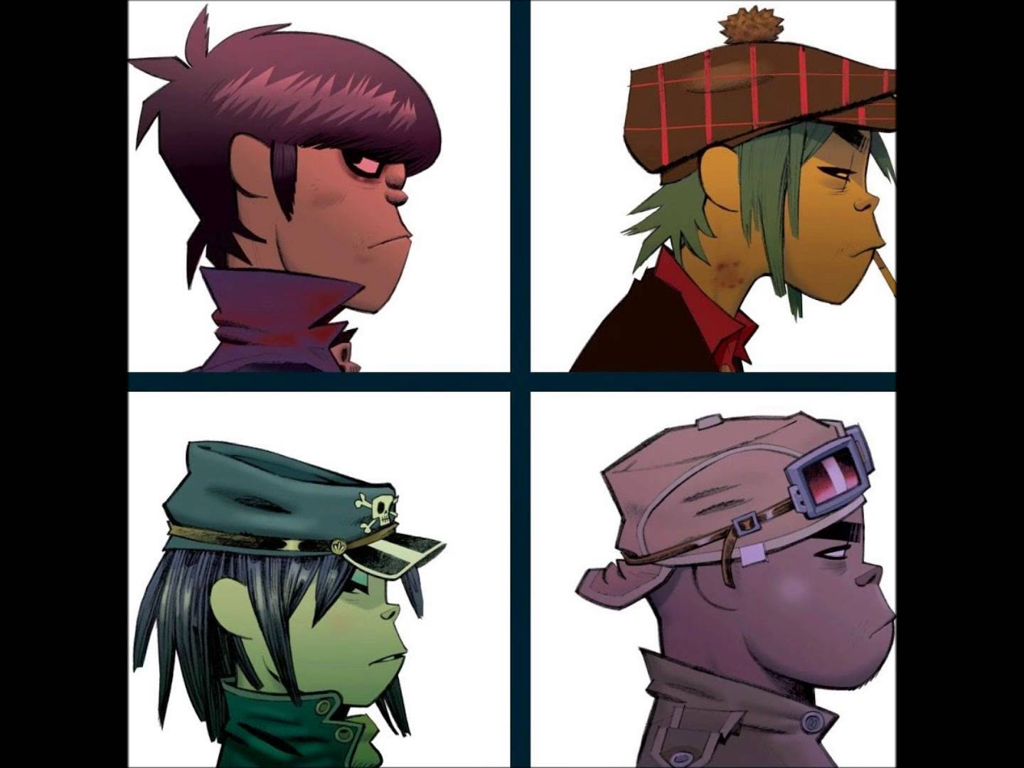 Gorillaz New Album Dropping on April 28th