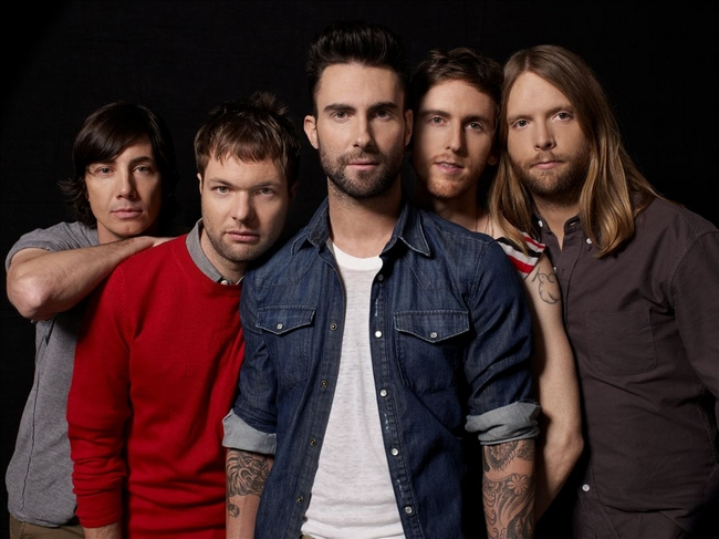Maroon 5 Release New Song in Anticipation for Forthcoming Album